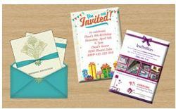Printed Invitation Cards
