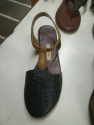 Leather Sandals For Women's