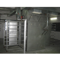 Diesel Fired Oven