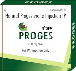 Natural Progesteron Injection