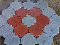 Cement Interlocking Brick