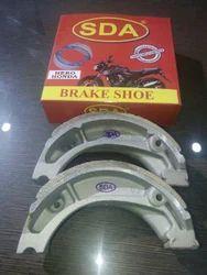 Aluminum S D A BRAKE SHOE HH
