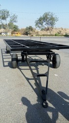 4 Wheeler Trailer
