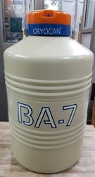 BA-7 LIQUID NITROGEN CONTAINER CRYOCAN
