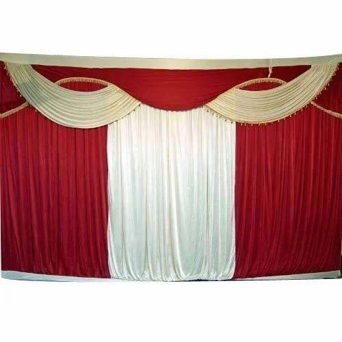 Tent Curtains, शादी के पर्दे