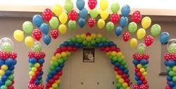 Balloon Entrance Gate Decoration Services