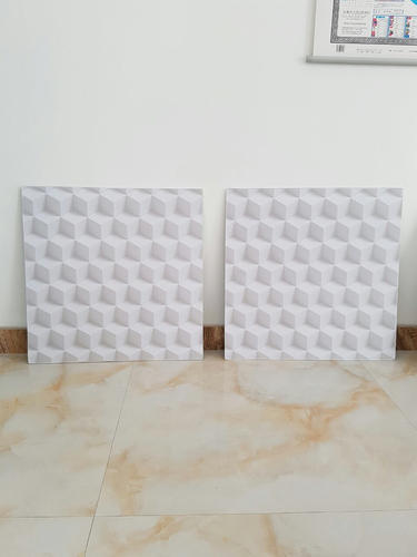 Gypsum 3d Pvc Laminated Gypsum Ceiling Tiles Other From