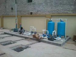 Erection & Commissioning Of Sewage Treatment Plant