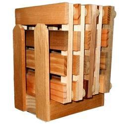 Wing Type Wooden Pallet