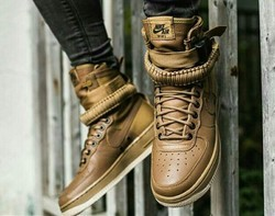 Men Nike Airforce High Ankle Shoes