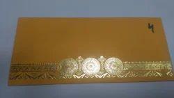Multicolor Rectangular Gift Envelopes