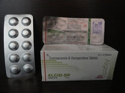 Esomeprazole and Domperidone Tablets, For Commercial, As Prescribed
