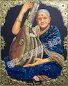 M S Subulakshmi Tanjore Paintings
