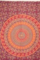Twin Size Indian Mandala Tapestry