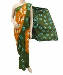 Chiffon Formal Wear Ladies Ethnic Saree