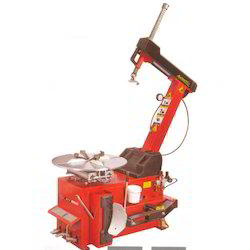 ATS ELGI Automatic Tyre Changer For 2 wheeler and car Tyre Shop