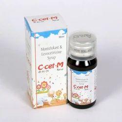 Levocetrizine Dillychtoride 2.5mg Montelukast Oral Liquids