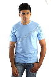 d622d478 Blueberry Round Neck T-shirts - Plain T Shirt Manufacturer from Tiruppur