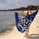 Printed Beach Pareo