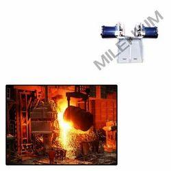 Spot Brake for Steel Mills