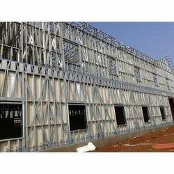 Prefab Stainless Steel LGD Building