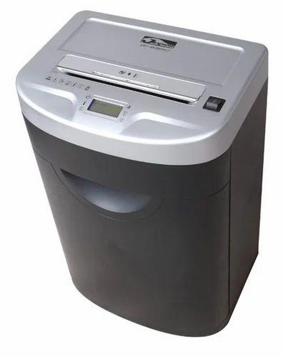 small paper shredder staples