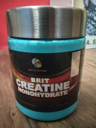 Brit Nutritions Creatine Monohydrate