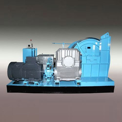 Pulling Winch Machine