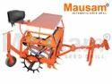 Mausam Power Tiller Seed Cum Fertilizer Drill For Tractor