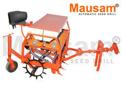Power Tiller Seed Cum Fertilizer Drill for Tractor