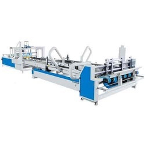 Corrugated Box Pasting Machine - Sheet Pasting Machine