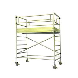 Single Width Scaffold Without Stair