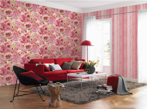Decorative Wallpapers For Living Room in Sohna Road, Gurgaon ...