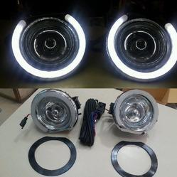 DRL Fog Lamp For Bolero