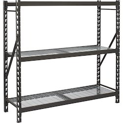 SS Industrial Storage Racks