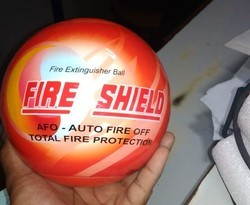 Isi Fire extinguisher Ball, For Industrial, 1.3 Kg