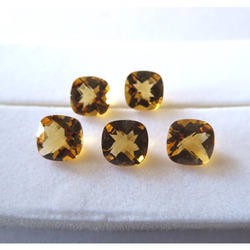 Natural Citrine Loose Gemstone