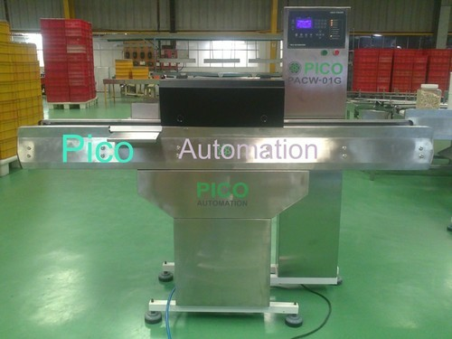 In Line Check Weigher