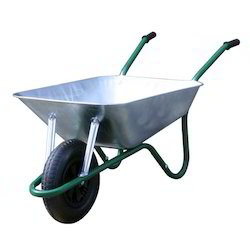 Box Type Loading Wheel Barrow