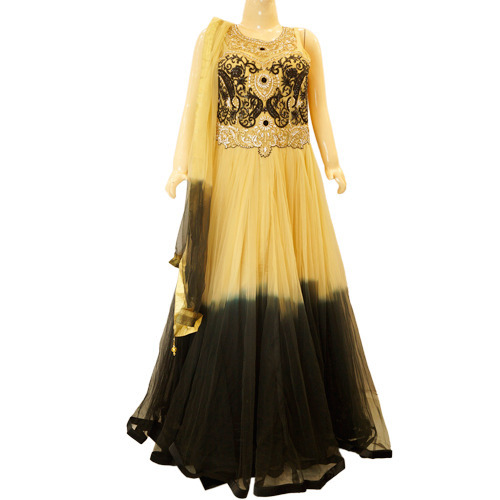 7d356e35a14 Ladies Gown - Ladies Fancy Gown Manufacturer from New Delhi