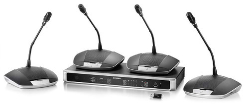 Bosch Conference Systems - Bosch CCS1000 Series Digital Conference ...