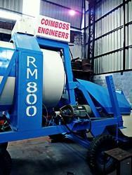 Reversible Cement Mixing Plant, Model: COIMREV4