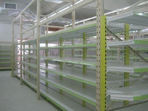 Hypermarket Rack, Storage Rack | Peenya, Bengaluru | Vin