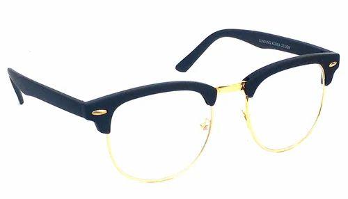 Clubmaster Black Gold Stylish Frame, Fashion Ka Nazar Ke Chashme Ka ...