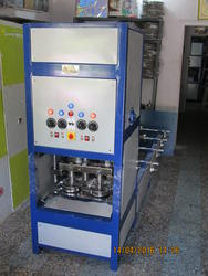 Double Die Double Roll Thali Machine
