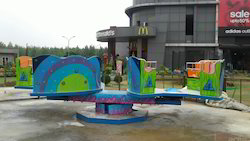 Crazy Raft Amusement Family Ride