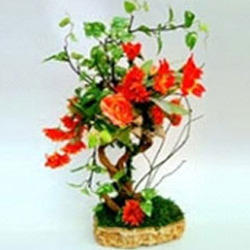 Artificial Flower Arrangement Bouquet