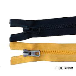 Fiber No. 8 Mee Zippers