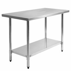 Stainless Steel Commercial Tables