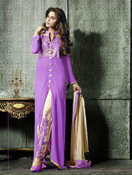 Floor Length Indo Western Dress
